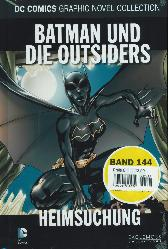 DC Comic Graphic Novel Collection 144 
