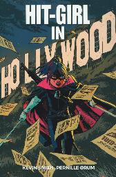 Kick-Ass Hit-Girl in Hollywood