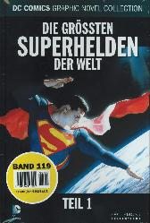 DC Comic Graphic Novel Collection 119 - Größten Superhelden der Welt