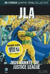 DC Comic Graphic Novel Collection 123 - JLA