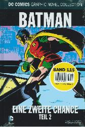 DC Comic Graphic Novel Collection 115 - Batman Teil 2
