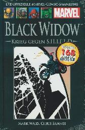 Hachette Marvel 168 - Black Widow