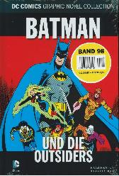 DC Comic Graphic Novel Collection 98 - Batman