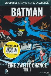 DC Comic Graphic Novel Collection 114 - Batman Teil 1