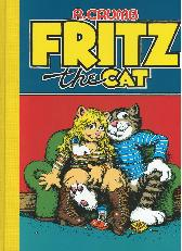 Robert Crumb - Fritz the Cat