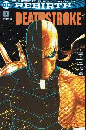 Deathstroke (All New 2017) 3