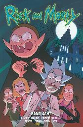 Rick and Morty 8