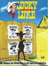 Lucky Luke Themenband 1
