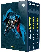Batman - Neal Adams Collection Fan Edition im Schuber